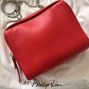 3.1 Phillip Lim mini zip Soleil